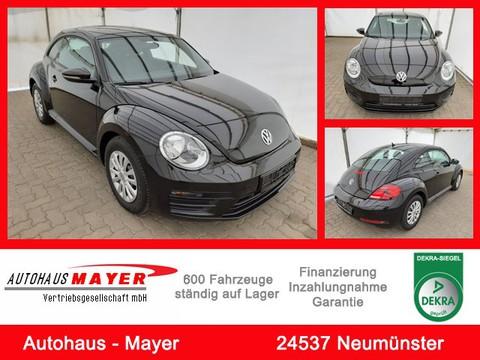 Volkswagen New Beetle H