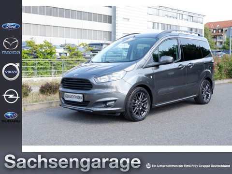 Ford Tourneo Courier 1.0 EB Sport incl 3x Wartung WKR