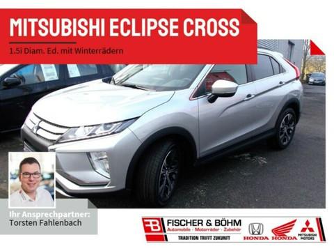 Mitsubishi Eclipse 1.5 Cross i Diam Ed Winterrädern