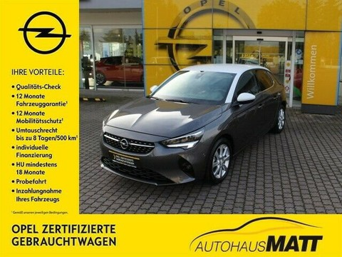 Opel Corsa 1.2 F Elegance