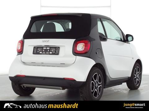 smart ForTwo cabrio prime turbo IN MATT UND