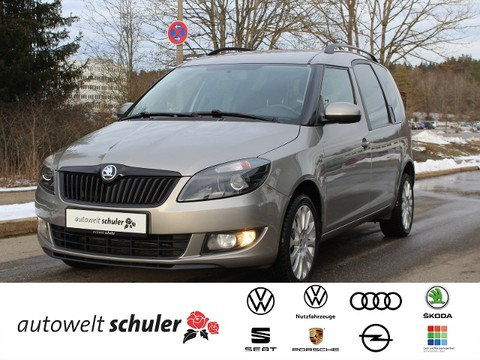 Skoda Roomster 1.2 TSI Best of 105