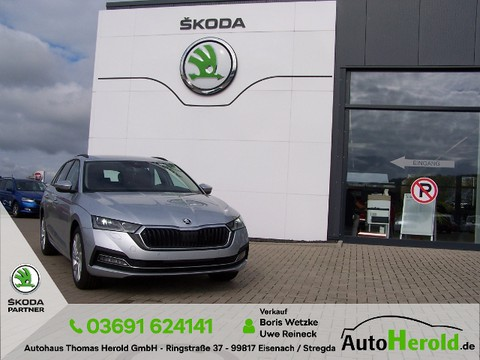 Skoda Octavia 1.5 TSI Combi First Edition
