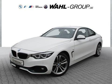 BMW 440 i Coupé Sport Line HiFi