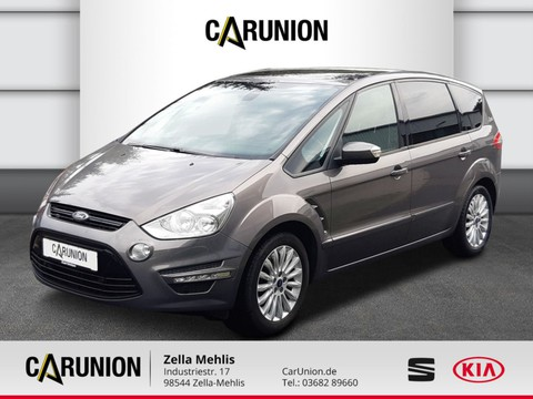 Ford S-Max 1.6 TDCi PANODACH