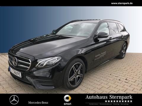 Mercedes-Benz E 300 de T Dieselhybrid AMG Distronik