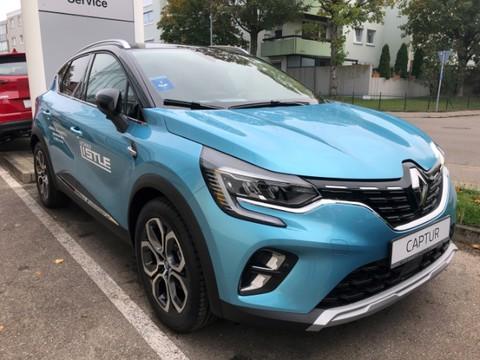 Renault Captur 1.6 II Intens E-TECH Plug-in Hybrid 160 Style-Paket