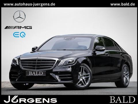 Mercedes-Benz S 560 L AMG-Sport TV Burm Memo