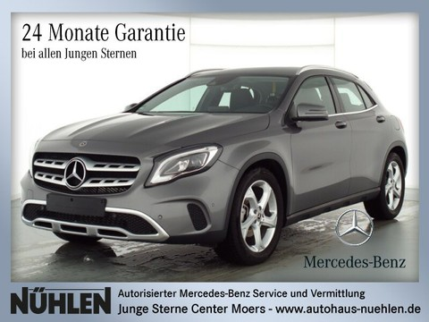 Mercedes-Benz GLA 180 Sport Utility Vehicle Urban