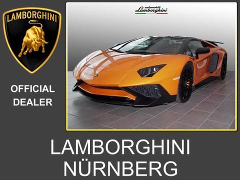 Lamborghini Aventador 750-4 Superveloce Roadster 1of500