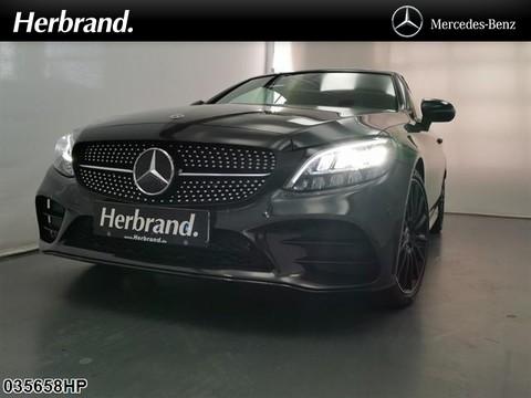 Mercedes-Benz C 200 Cabriolet AMG-LINE NIGHT