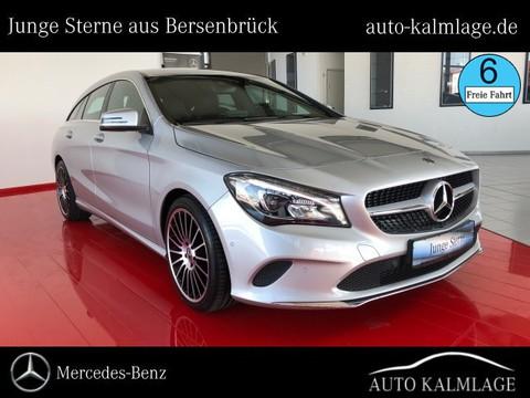 Mercedes-Benz CLA 220 d SB AMG-Optik-Felge Urban
