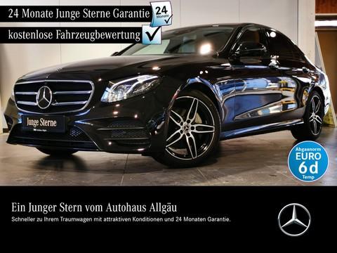 Mercedes-Benz E 200 AMG LINE NIGHT-PAKKET