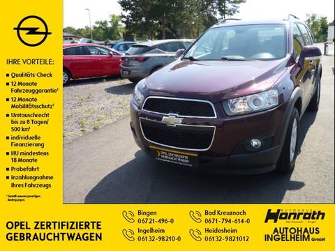 Chevrolet Captiva 2.4 LT abn