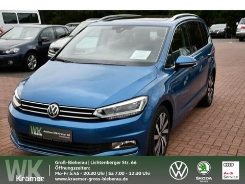 Volkswagen Touran 2.0 TDI Highline Massagesitze
