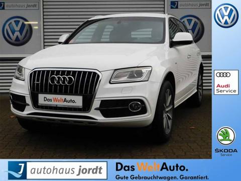 Audi Q5 2.0 TDI s-line quattro