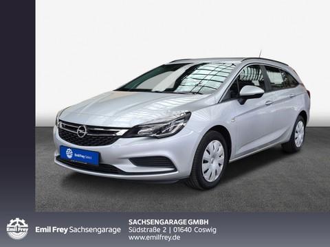Opel Astra 1.6 BiTrb D ST