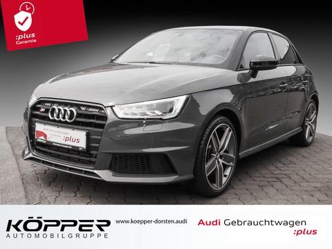 Audi S1 2.0 TFSI qu Sportback 2 FIN OPTIK SCHWARZ VO HI BLUET