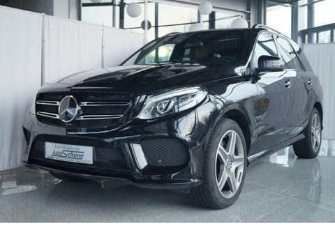 Mercedes-Benz GLE 500 AMG-LUXURY-MASSAGE-