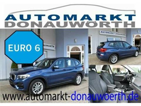 BMW X3 xDrive 20d Steptronic Park Assistant