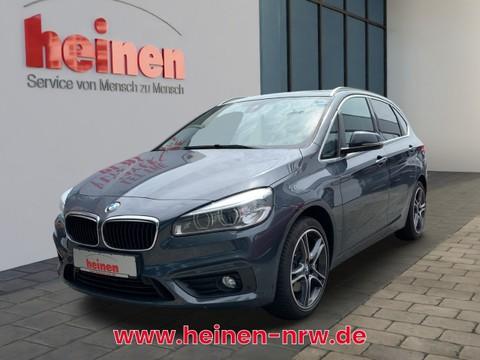 BMW 220 Active Tourer i Advantage Automatik