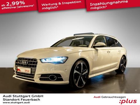 Audi S6 4.0 TFSI quattro Avant Parklenk