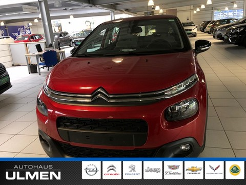 Citroën C3 1.2 Feel 82 EU6d-T Multif Lenkrad