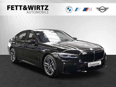 BMW 745 e M Sport H K DA-Prof Laser Komfort Lüft