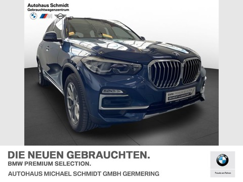 BMW X5 xDrive30d Komfortsitze