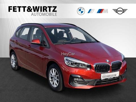 BMW 216 Active Tourer Adv Leas 232 - o Anz