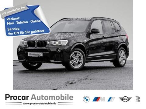BMW X3 xDrive20d M SPORT M Sportpaket