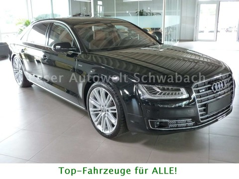Audi A8 6.3 W12 lang REAR TV EA8 Ke