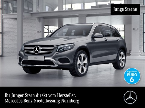 Mercedes-Benz GLC 220 d Exclusive Easy-Pack