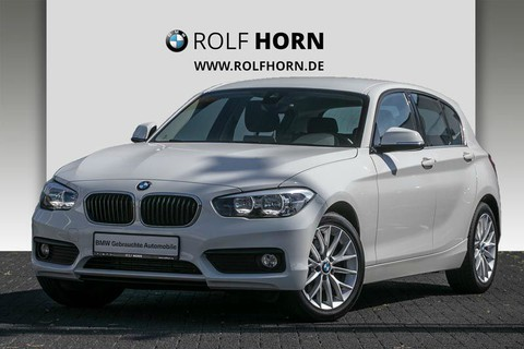 BMW 125 d Advantage