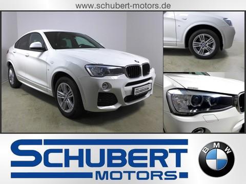 BMW X4 xDrive20d A M SPORT PROF