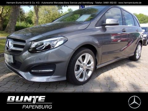 Mercedes-Benz B 200 d Urban