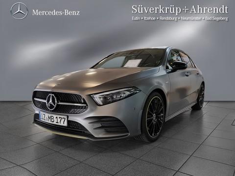 Mercedes A 250 Edition 1 AMG-Line Technik Burmester