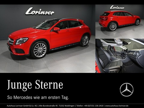 Mercedes-Benz GLA 200 AMG URBAN