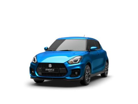 Suzuki Swift Sport 5Jahre