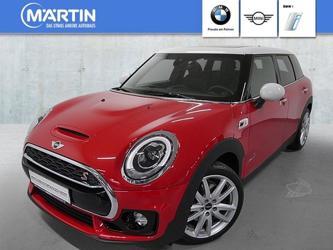MINI Cooper S Clubman ALL4 Wired JCW Chili