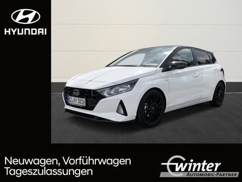 Hyundai i20 1.0 T-GDI Mild-Hybrid Intro