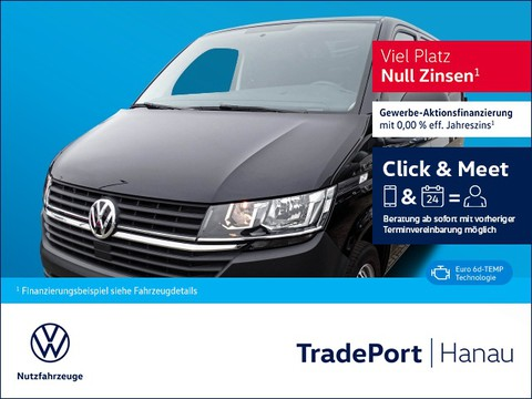 Volkswagen T6 1 Transporter Kasten 81KW TDI Heckt ren