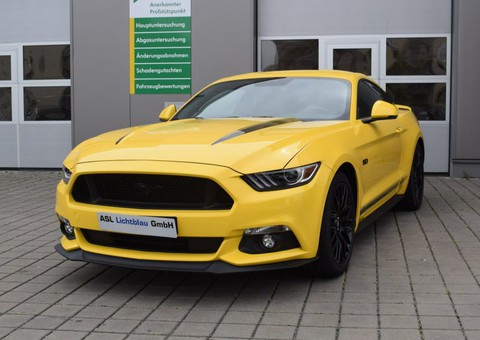 Ford Mustang Gebraucht Und Jahreswagen Kaufen Bei Heycar