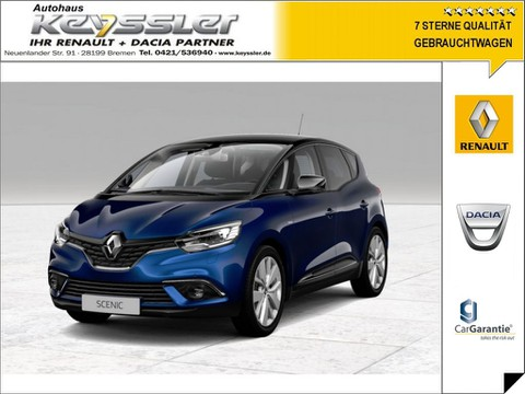 Renault Scenic TCe 140 GPF LIMITED (RFA)