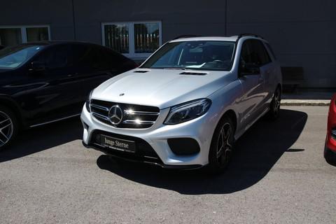 Mercedes-Benz GLE 500 AMG Line Night