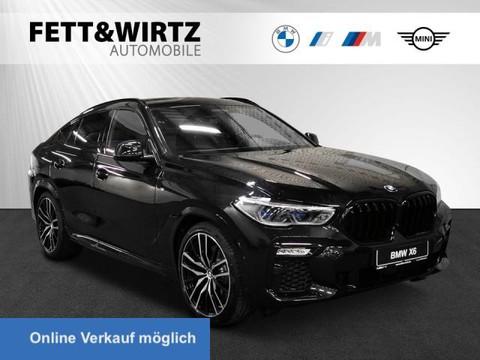 BMW X6 xDrive40d M-Sport Laser Sitzbel