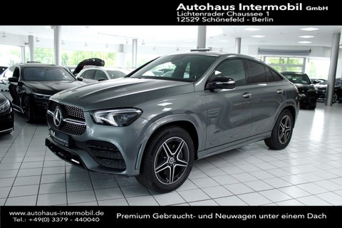 Mercedes-Benz GLE 400 d Coupe AMG-Line Night-Paket