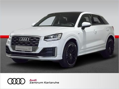 Audi Q2 1.4 TFSI sport S line smartphone