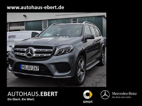 Mercedes-Benz GLS 350 d AMG Edition PSD ° SITZKLIMA