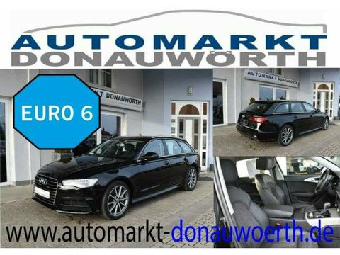 Audi A6 3.0 TDI quattro Avant PanoDach